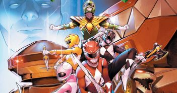 Power Rangers Shattered Grid Free Comic Book Day 2018