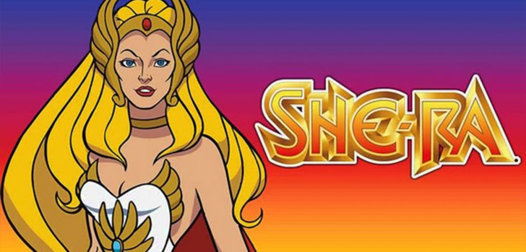 She-Ra animated series on Netflix