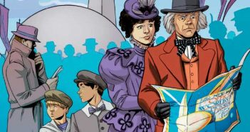Back to the Future: Tales from the Time Train #5