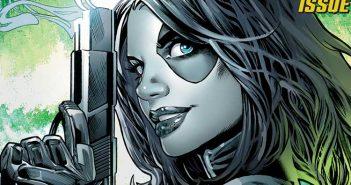 Domino #1 by Gail Simone