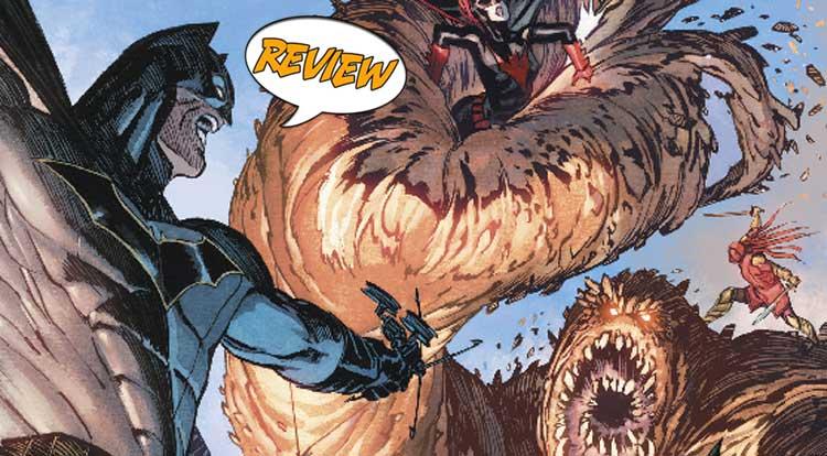 Detective Comics #973 Review