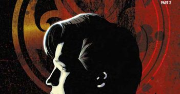 Doctor Who Eleventh Doctor Year Three #13