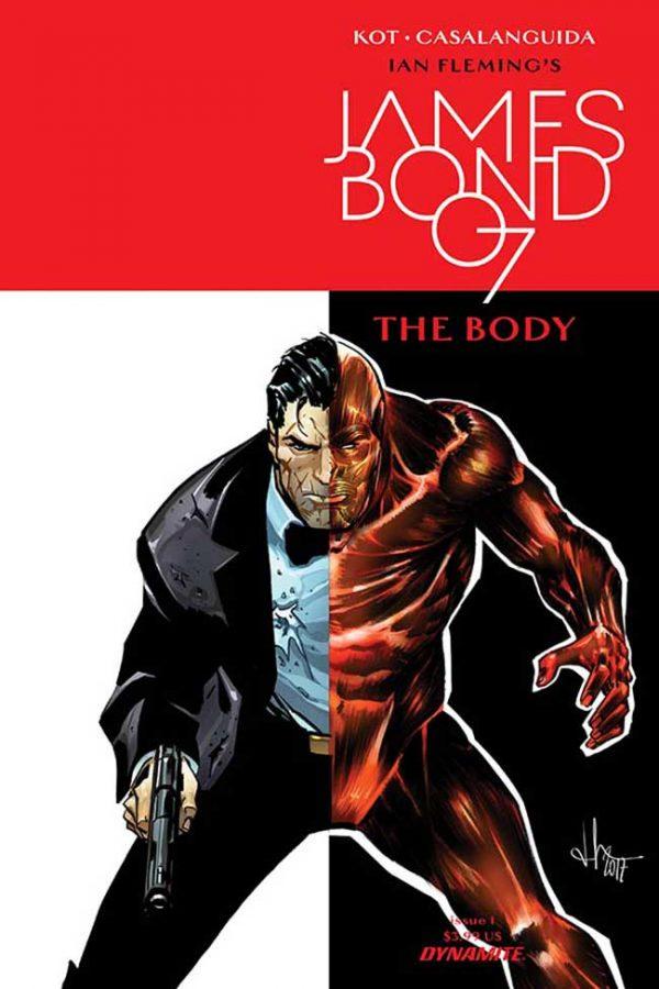 James Bond The Body #1