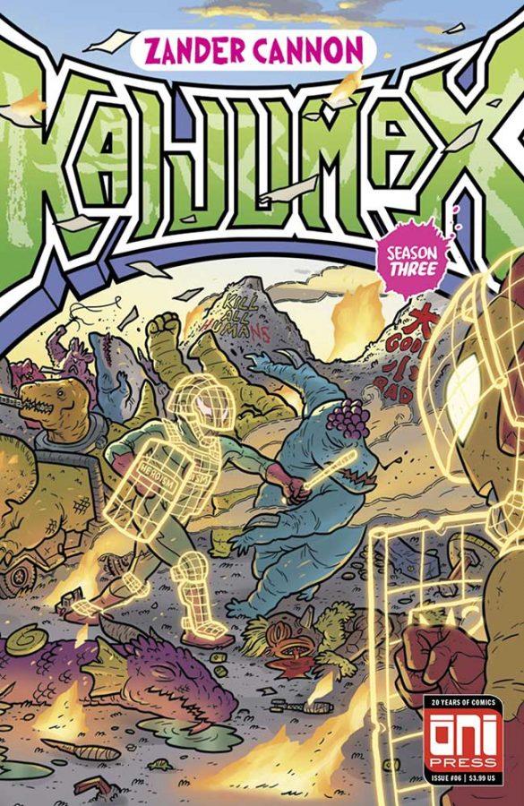 Kaijumax Volume 3 #6