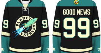 Planet Express Geeky Jersey