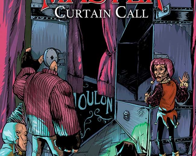Puppet Master Curtain Call #3