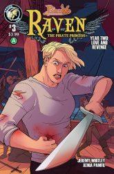 Princeless: Raven, the Pirate Princess Year 2 #3