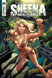 Sheena: Queen of the Jungle #5