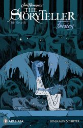 Jim Henson's Storyteller: Faries #2