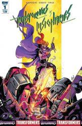 Transformers Vs. Visionaries #1