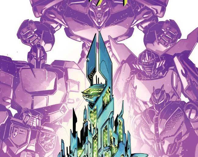 Transformers Vs. Visionaries #2