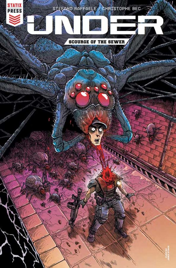 Under: Scourge of the Sewer #2