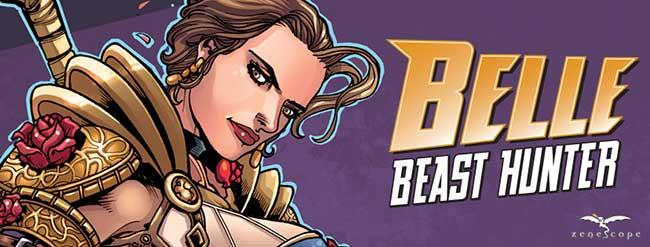 Zenescope Entertainment January 2018 Belle Beast Hunter