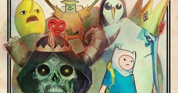 Adventure Time Comics #20