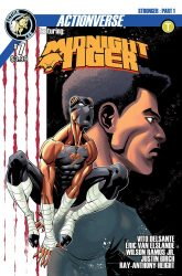 Actionverse #7 featuring Midnight Tiger