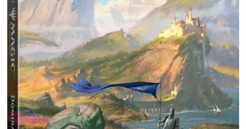 Art of Magic: The Gathering Dominaria
