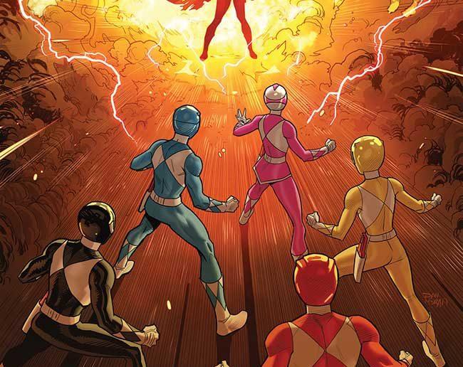 Power Rangers: Shattered Grid #27