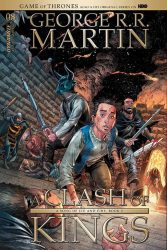 George R. R. Martin's A Clash of Kings #8