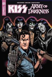 KISS / Army of Darkness #1