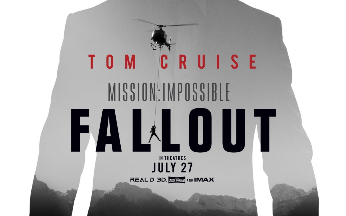 Movies Can You Believe The Tom Cruse Mission Impossible Franchise Is 22 Years Old Major