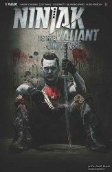 Ninjak vs. The Valiant Universe #2