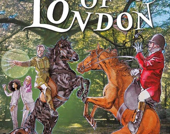 Rivers of London Cry Fox #4