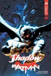 The Shadow / Batman #5