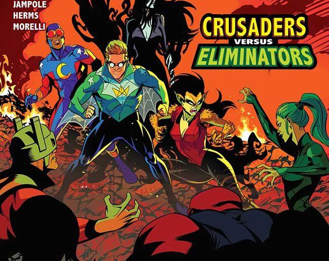 Mighty Crusaders #4