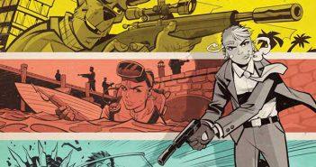 The Wonderful World of Tank Girl #3