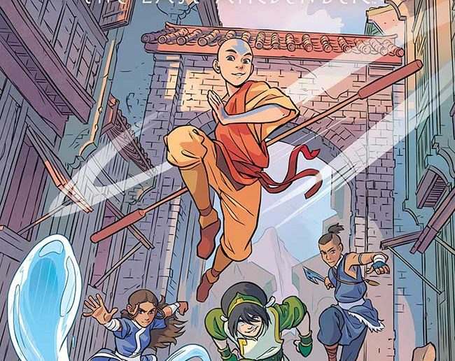 Avatar the Last Airbender Imbalance Part 1