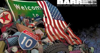 Barrier