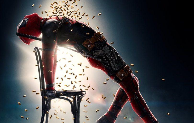 Deadpool Flashdance Poster