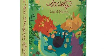 Tea Dragon Society Deck-Building Card Game