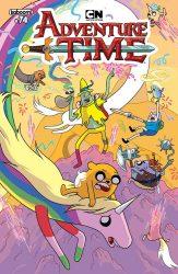 Adventure Time #74