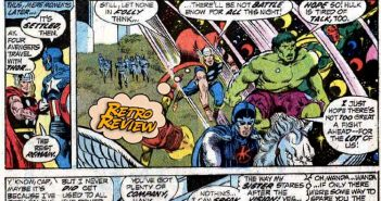 Avengers #100 Retro Review