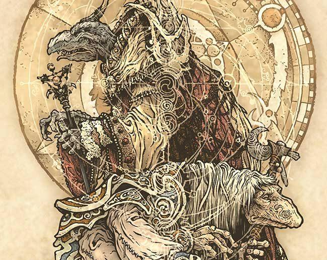 Beneath the Dark Crystal #1