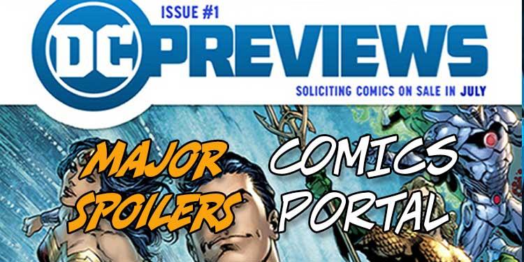 Previews Catalog Ending? Comics Portal