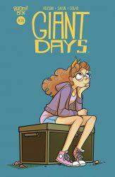 Giant Days #36