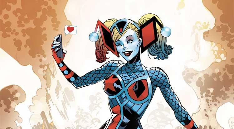 Harley Quinn #45