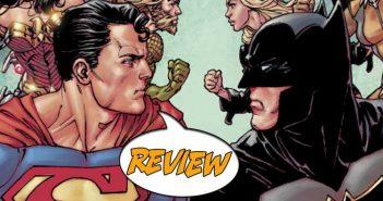 Justice League #40 Review