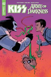 KISS / Army of Darkness #2