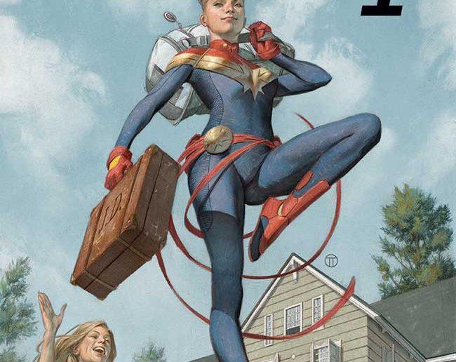 Life of Captain America #1