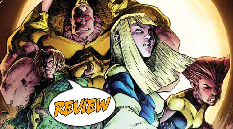 New Mutants Dead Souls #1 Review
