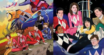 Mighty Morphin' Power Rangers, Go Go Power Rangers, BOOM! Studios