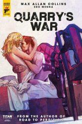Quarry's War #4