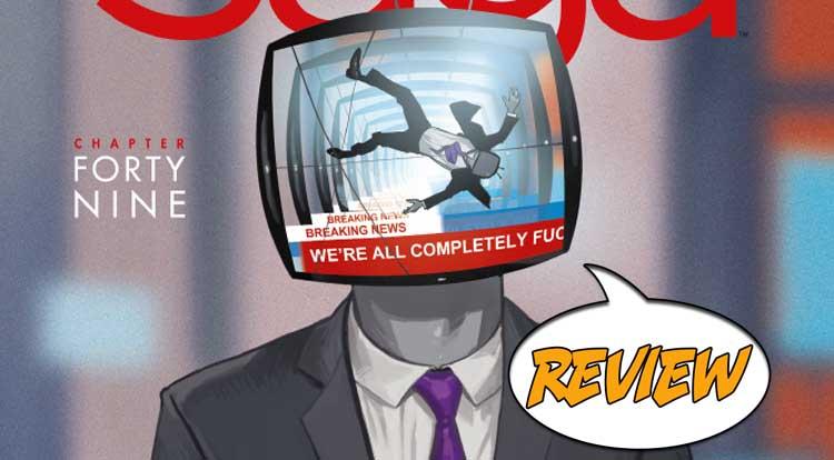 Saga #49 Review