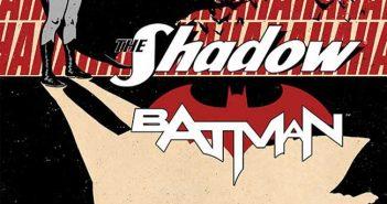 The Shadow / Batman #6