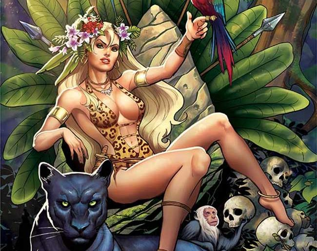 Sheena: Queen of the Jungle #7