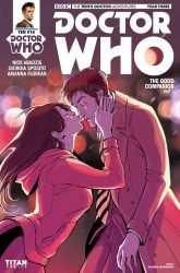 Doctor Who: The Tenth Doctor Year Three #14