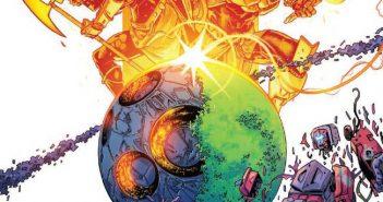 Transformers vs. Visionaries #4